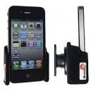 Brodit držák do auta pro Apple iPhone 4/4S (povrch samet) bez nabíjení